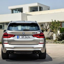 BMW X3 e X4 M competition