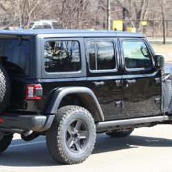 Jeep Wrangler Plug in