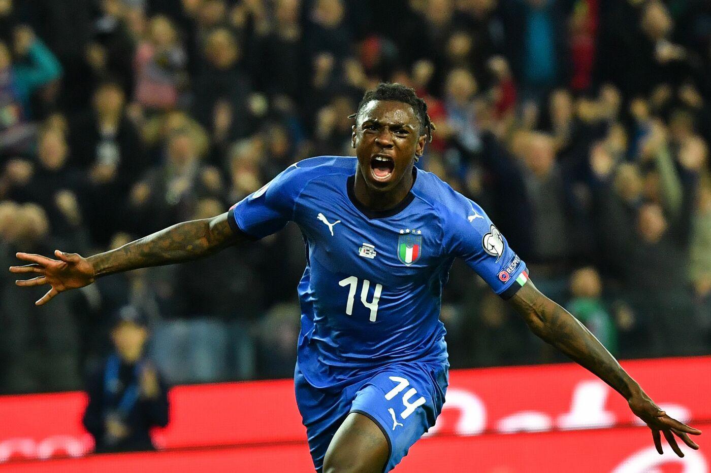È già la Juventus di Kean:entra, segna e abbatte l'Empoli