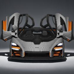 McLaren Senna LEGO 2019