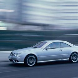 Mercedes Benz CL 1999