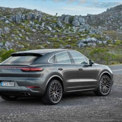 Porsche Cayenne Coupé 2019