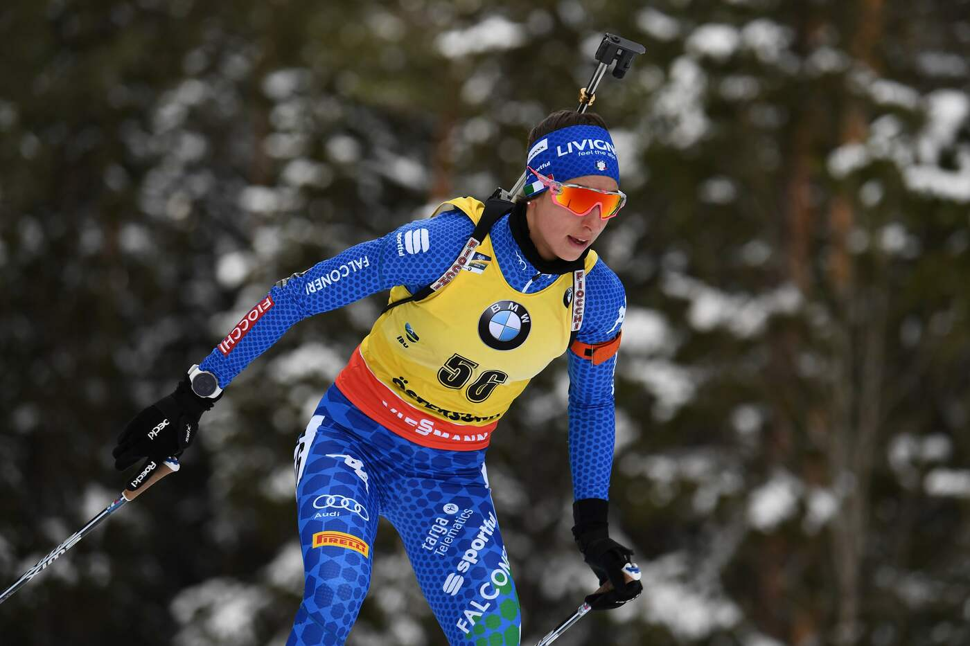 Calendario Biathlon.Mondiali Biathlon Di Oestersund Calendario Risultati E