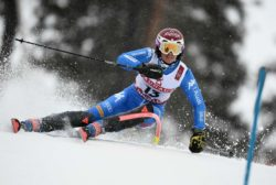 Sci alpino, importante raduno a Zinal per le slalomiste: set