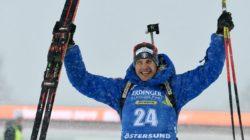 Biathlon, raduno ad Anterselva per la squadra A di Coppa del