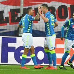 Salisburgo vs Napoli
