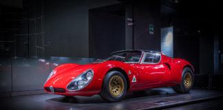 Alfa Romeo 33 Stradale1968