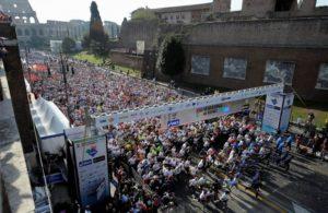 Acea maratona Roma
