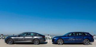 Audi metano g-tron 2019