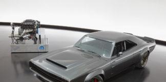 Dodge Charger hemi hellephant mopar