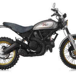 Ducati scrambler Custom Rumble