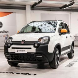 Fiat Panda Connected by Wind
