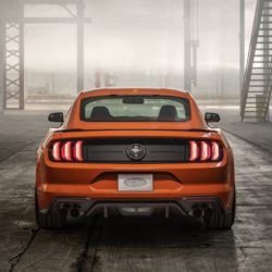 Ford Mustang High Performance Package