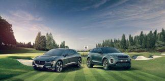 Jaguar land rover golf