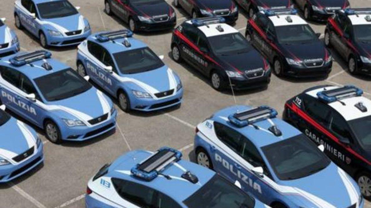 Polizia e Carabinieri: vi sveliamo come vengono scelte le loro auto