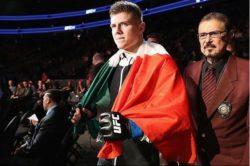 UFC Tampa – Marvin Vettori domina Andrew Sanchez |  'The Italian Dream' trionfa per