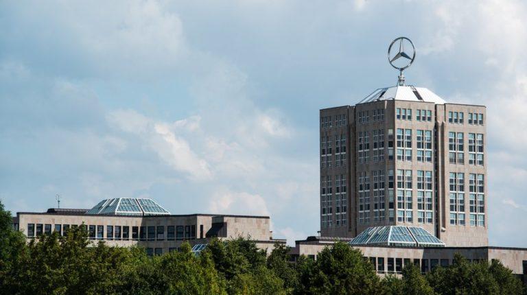 Mercedes-Benz Stoccarda