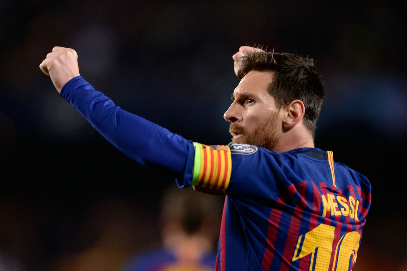 18812e4e6 Scarpa d'Oro - È Messi il re dei bomber! Quagliarella sul podio: Cristiano  Ronaldo fuori dalla top 10