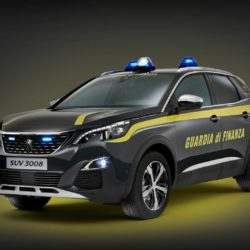 Peugeot Guardia di Finanza