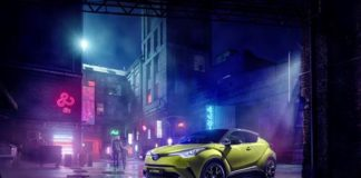 Toyota CHR Lime Beat Special Edition