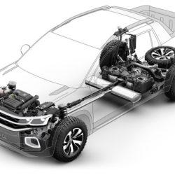 Volkswagen Tarok Pickup