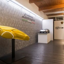 lamborghini milano design week