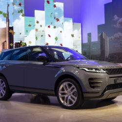 land rover milano design week