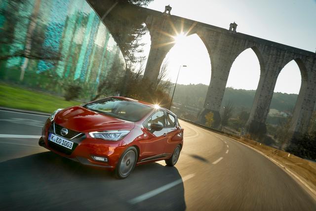 Nuova Nissan Micra GPL