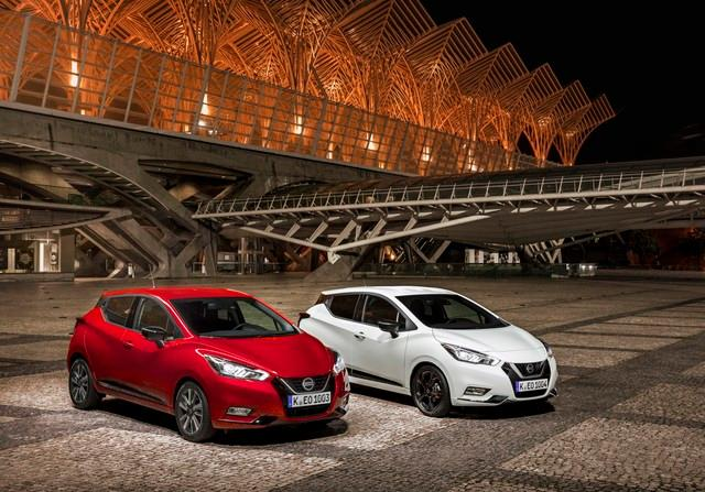 Nissan Micra anche a Gpl