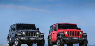 jeep partita del cuore