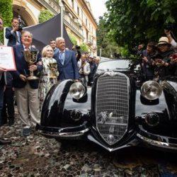 Alfa Romeo 8C Villa D'Este