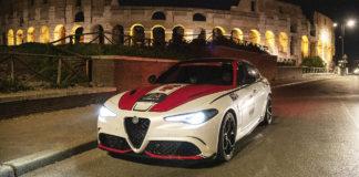 Alfa Romeo Giulia Mille Miglia 2019