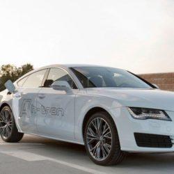 Audi H-tron