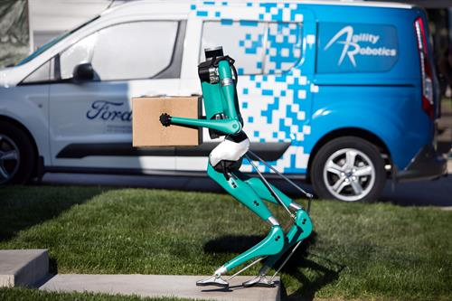 FORD ROBOT