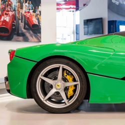 Laferrari-Green