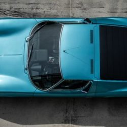 Lamborghini Miura p400 S Little Tony