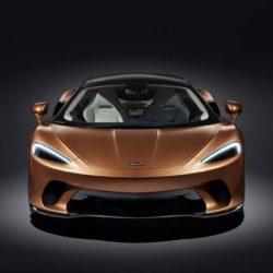 McLaren GT 2019