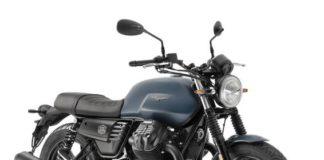 Nuova Moto Guzzi V7 III