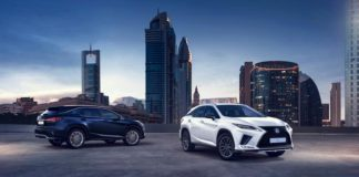 Nuovo Lexus RX 2020