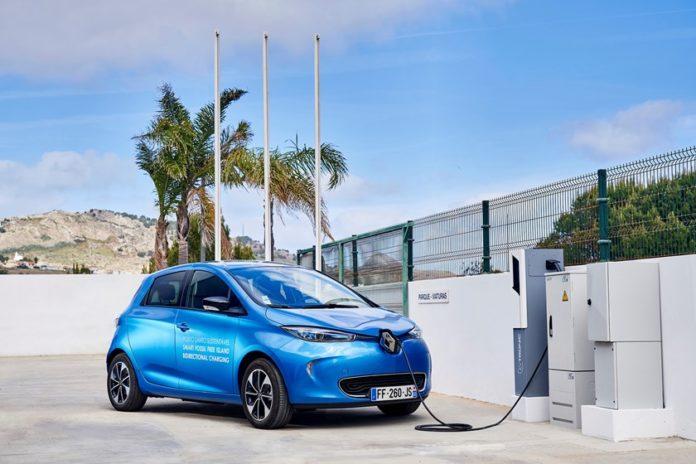 Renault Ecosystème Porto Santo