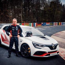 Renault MÉGANE R.S. TROPHY-R : record au Nürburgring