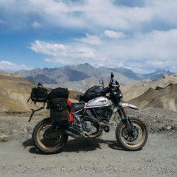 Scrambler Desert Sled_Henry Crew ducati