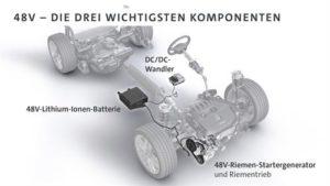 Volkswagen Mild Hybrid