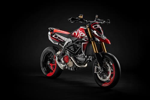 DucatiHypermotard 950 Concept