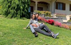 Ciclismo – Fabio Aru è diventato papà |  è nata la piccola Ginevra FOTO