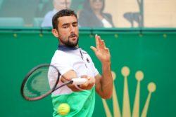 ATP Mosca – Cilic suda sette camicie ma vola in semifinale, battuto Chardy al tie-break del terzo set