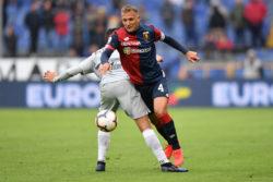 """Genoa, capitan Criscito torna in campo: """"difficile restare a"""