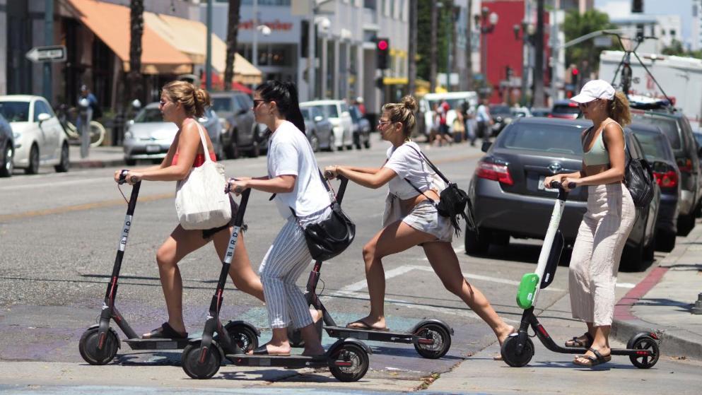 Schema Elettrico Hoverboard : Hoverboard e segway elettrici da chi e dove possono essere guidati