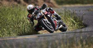 Ducati Pikes Peak Streetfighter Prototype