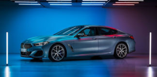 BMW serie8 Gran Coupe